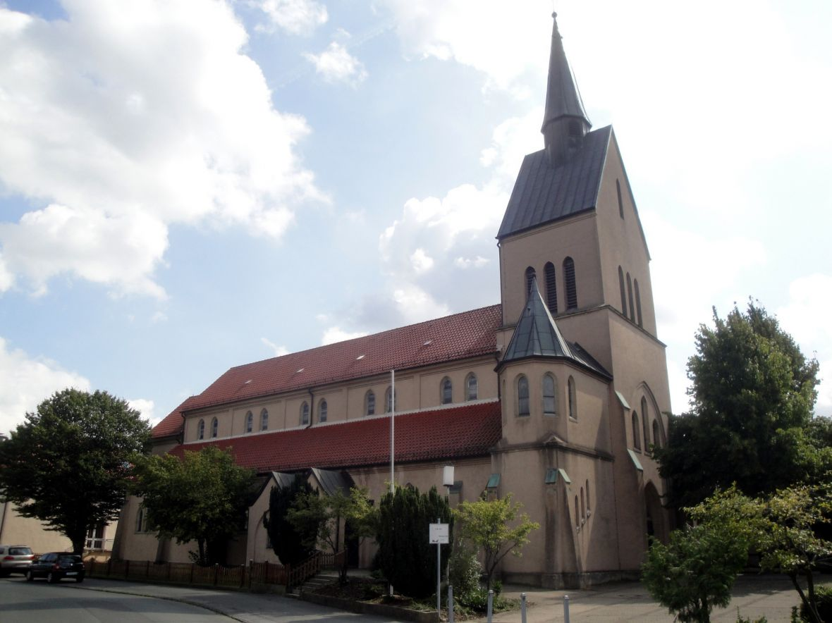 St katholische kirche Katholische Kirche