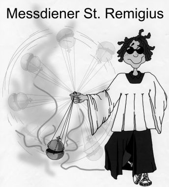 Messdiener St. Remigius